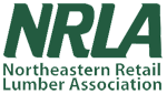 The Northeastern Retail Lumber Association (NRLA) logo