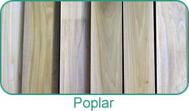 Holbrook Lumber Products - Poplar Hardwood Boards