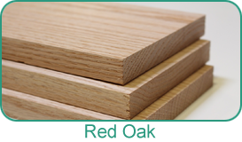Holbrook Lumber Products - Red Oak Hardwood Boards