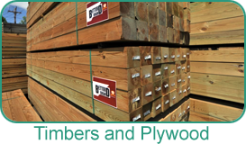 Holbrook Lumber Products - Pressure Treated Timbers and Plywood