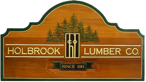 Holbrook Lumber over 100 years